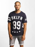 Rocawear T-Shirt Brooklyn blue