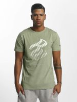 Rocawear T-Shirt Triangle gray