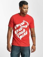 Rocawear T-Shirt Fingerprint red