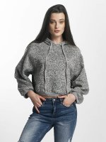 Sixth June Hoodie Knit Soft gray