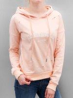 Sixth June Hoodie Parisiennes orange