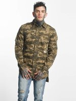 Sixth June Shirt Oversize camouflage