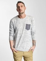Solid Pullover Heike blue