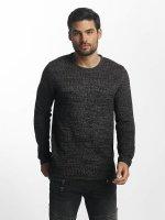 Solid Pullover Larimar gray