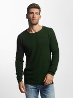 Solid Pullover Gyden Knit green