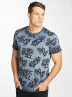 Solid T-Shirt Nuriel blue