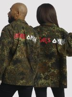 Soniush Lightweight Jacket Defshop Exclusive Locals Only! camouflage