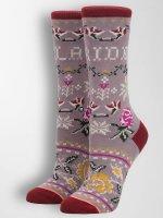 Stance Socks Slay Ride Tomboy purple