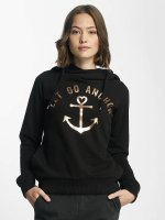 Sublevel Hoodie Anchor black