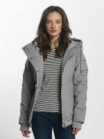 Sublevel Winter Jacket Hooded Classic gray