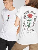 Tealer T-Shirt In Peace We Trust white