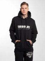 Thug Life Hoodie Future black