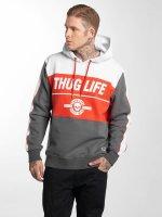 Thug Life Hoodie Jaguar gray