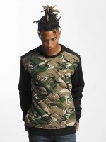 Thug Life Pullover Shadow camouflage