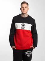 Thug Life Pullover Lion red