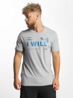 Under Armour T-Shirt I Will gray