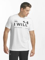 Under Armour T-Shirt I Will white