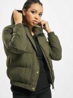 Urban Classics Puffer Jacket Hooded Puffer olive