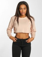 Urban Classics Pullover Terry rose