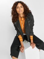 Vero Moda Leather Jacket vmWorld black