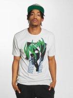 Volcom T-Shirt Smoke Grid white