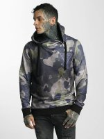 VSCT Clubwear Hoodie Twisted Camoprint camouflage
