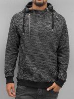 VSCT Clubwear Hoodie Shiro 2 Zip Moulinee Kangool gray