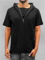 VSCT Clubwear T-Shirt Hooded Athletic black