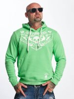 Yakuza Hoodie F.W.F. H green