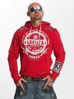 Yakuza Hoodie Trade Of Kings red