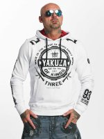 Yakuza Hoodie Trade Of Kings white