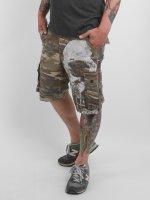 Yakuza Short Skull camouflage