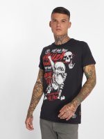 Yakuza T-Shirt Cock Face black