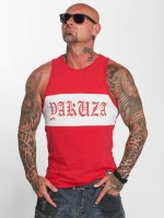 Yakuza Tank Tops 893 Two Face red