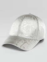 Bangastic Snapback Cap Shiny silver