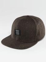 Dickies Snapback Cap Brackenridge brown
