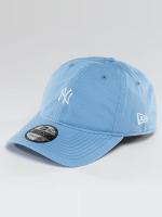 New Era Snapback Cap Pastel Micro NY Yankees 9Twenty blue