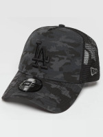 New Era Trucker Cap Camo Team LA Dodgers Trucker colored