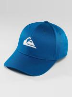 Quiksilver Snapback Cap Decades turquoise