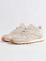 Reebok Sneakers Classic Leather Clean Exotics beige