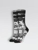 Stance Socks Punker Skunker black