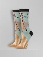 Stance Socks Gemini Zodiac colored