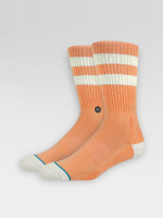 Stance Socks Salty orange