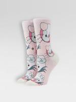 Stance Socks Blossoms rose