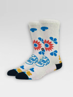 Stance Socks Dia white