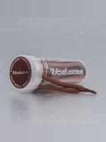 Tubelaces Shoelace Pad Laces 130cm brown
