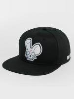 Who Shot Ya? Snapback Cap Logo black