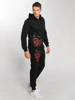 Aarhon Suits Roses black