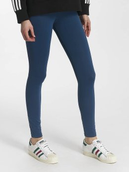 adidas originals Leggings/Treggings Trefoil Tight blue