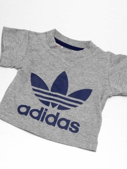 adidas originals T-Shirt I Trefoil gray